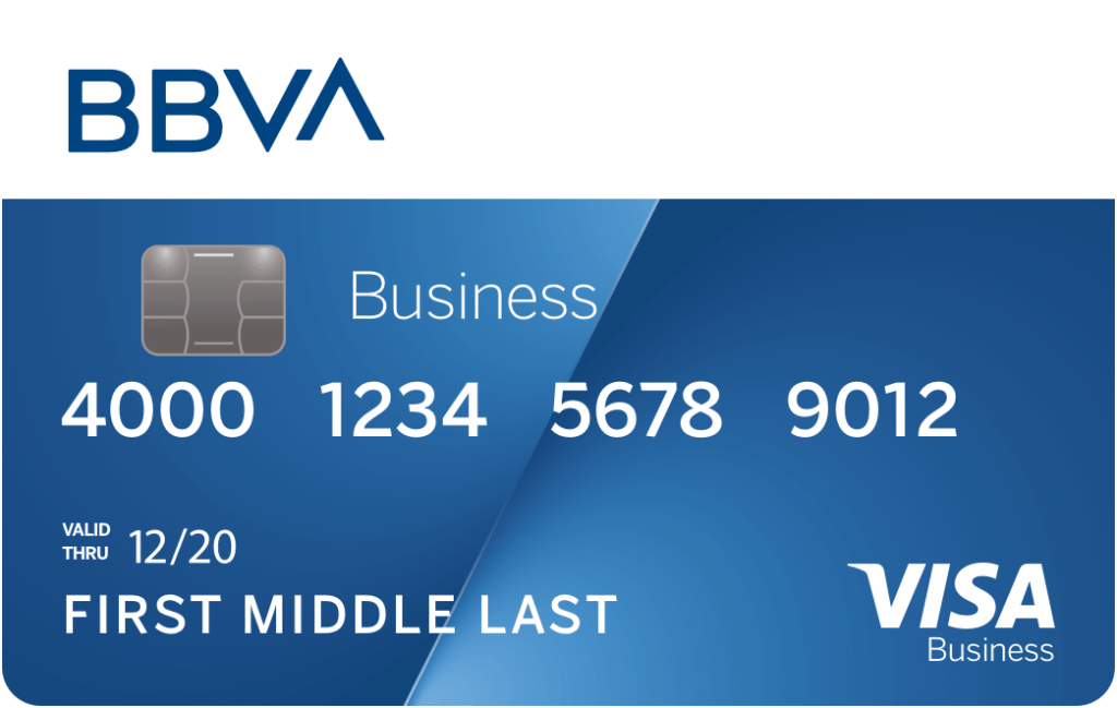 BBVA Compass Secured Visa® Business Credit Card