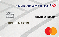 Bankamericard for Students