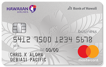 Hawaiian Airlines® Business Mastercard®