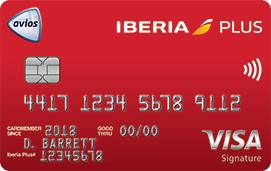 Iberia Visa Signature Card