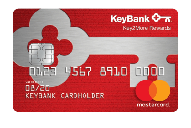 KeyBank Key2More Rewards® Credit Card