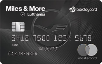 Lufthansa Miles & More World Elite Mastercard
