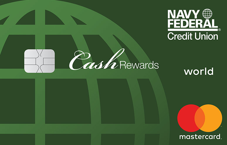 Navy Federal cashRewards Credit Card