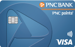 PNC points® Visa®