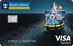 Royal Caribbean® Visa Signature®
