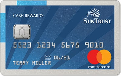 SunTrust Secured Credit Card