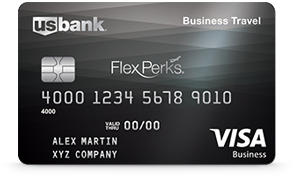U.S. Bank FlexPerks® Business Travel Rewards