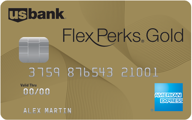 U.S. Bank Flexperks® Gold American Express®