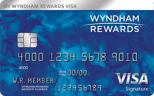 Wyndham Rewards Visa Signature Annual Fee