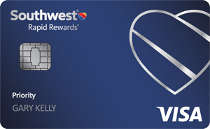 Chase Southwest Rapid-Rewards Priority Credit Card