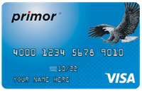 Green Dot primor® Visa® Classic Secured