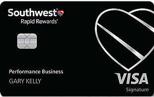 Southwest Rapid Rewards® Performance Business Card