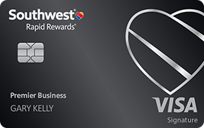 Southwest Rapid Rewards® Premier Business Card