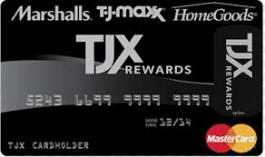 TJX Rewards® Platinum MasterCard Card
