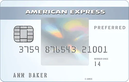 The Amex EveryDay® Preferred Card