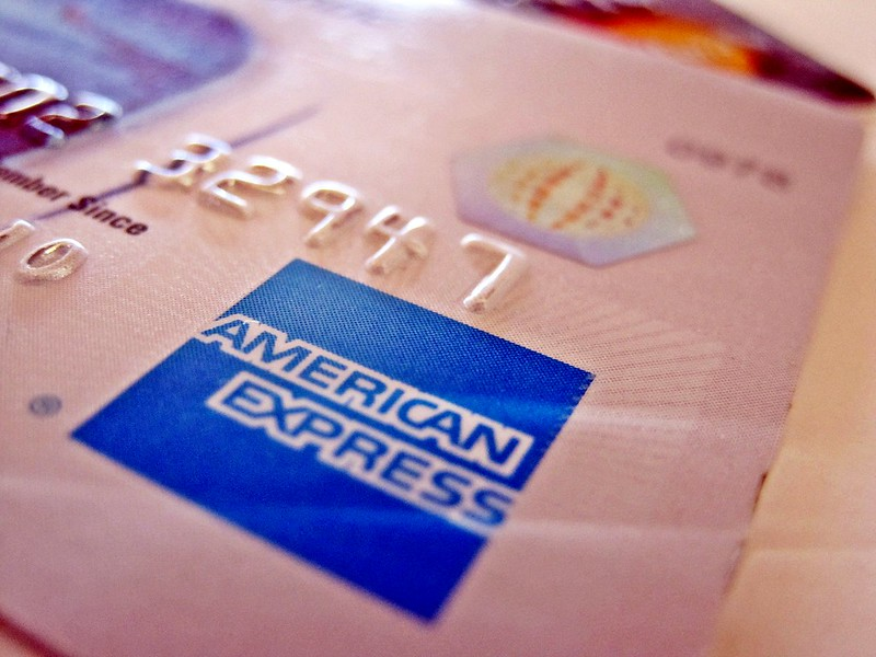 American Express Up Close