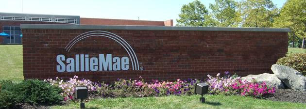 sallie mae sign